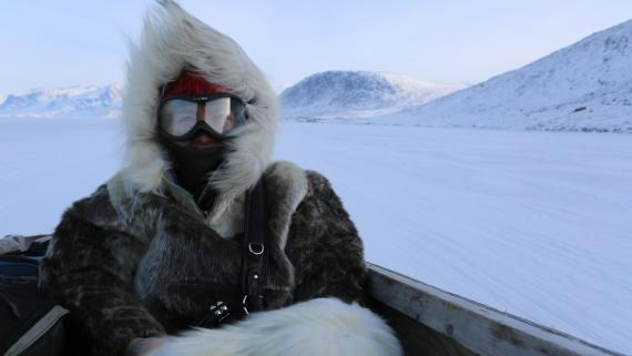 ANGRY INUK ( Inuk en colère)
