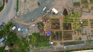 Hectarium – Agriculture urbaine